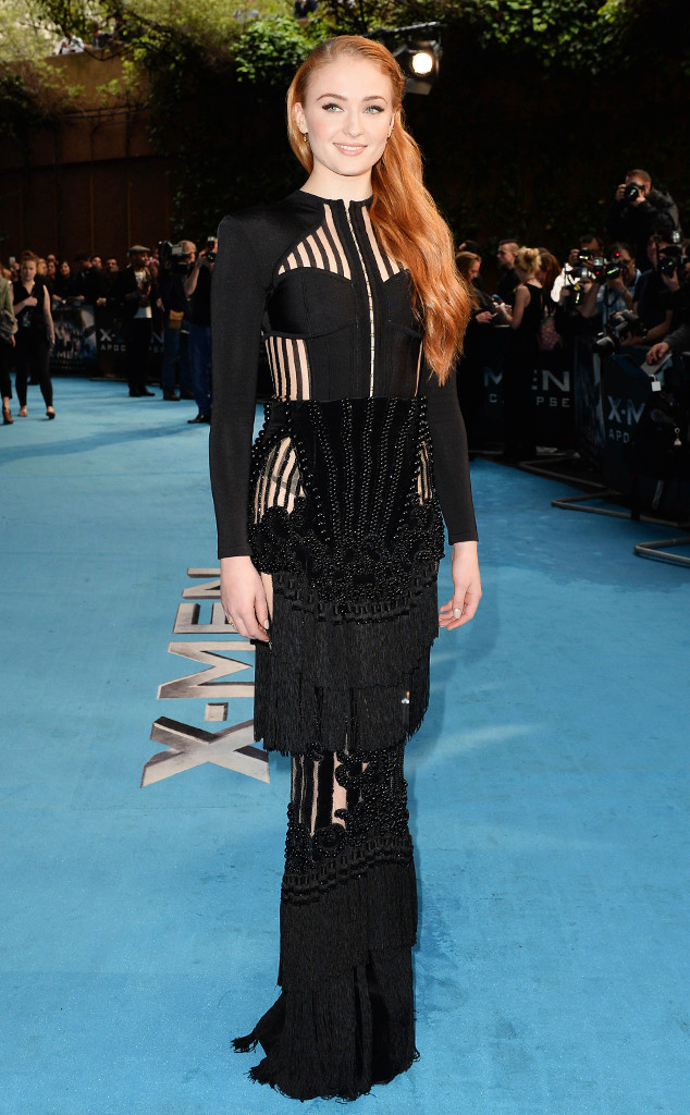 Sophie Turner from The Best of the Red Carpet