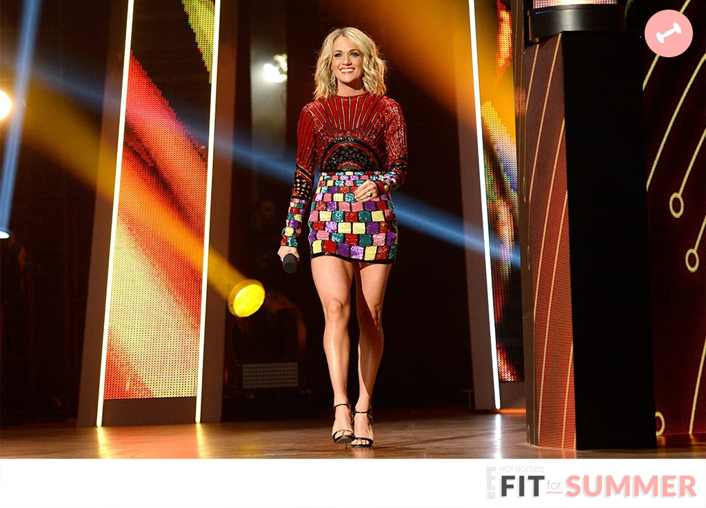 ESC: Carrie Underwood Legs