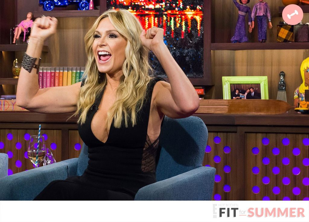 All Star Sprints >> Tamra Judge's Workout and Diet Plan Is Intense—to Say the ...