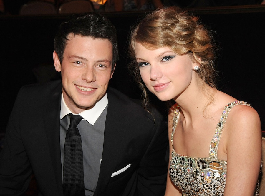 Cory Monteith, Taylor Swift