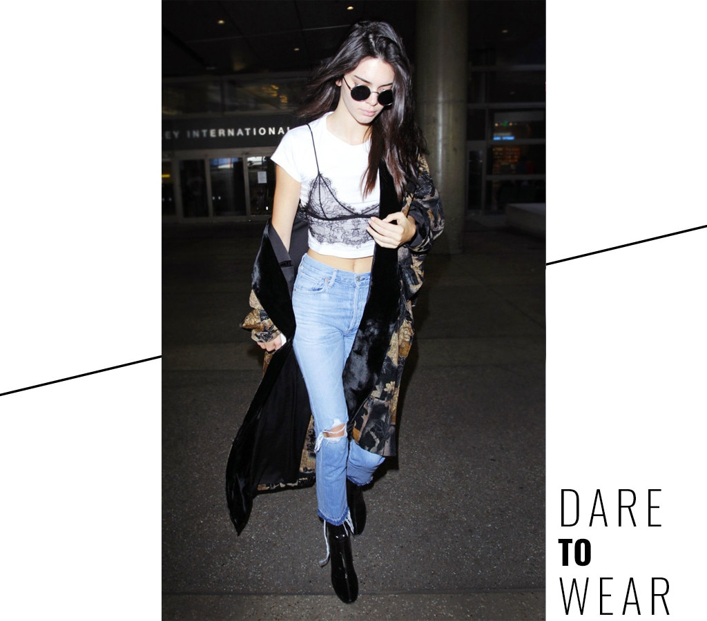 ESC: Dare to Wear, Kendall Jenner