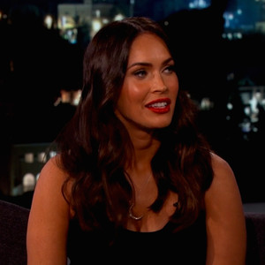 Megan Fox, Jimmy Kimmel Live