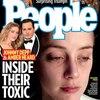 Amber Heard, Johnny Depp, Abuse, People