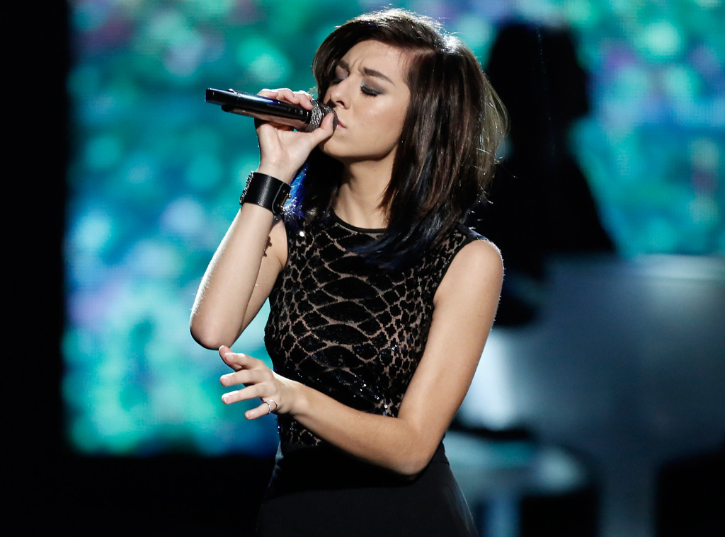 Christina Grimmie, The Voice