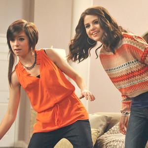 Selena Gomez, Christina Grimmie