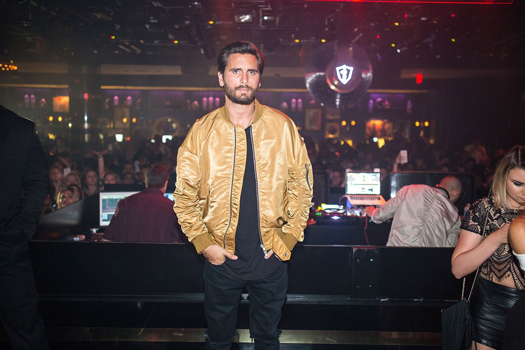 Scott Disick, 1 OAK Nightclub, Las Vegas