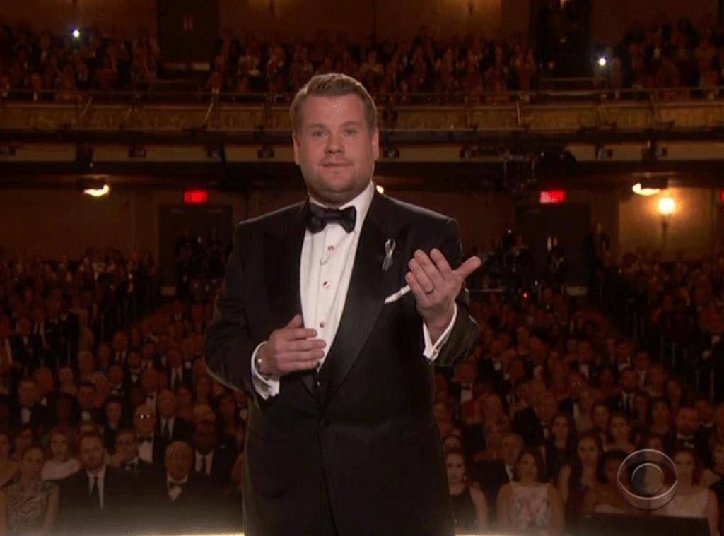 James Corden, 2016 Tony Awards
