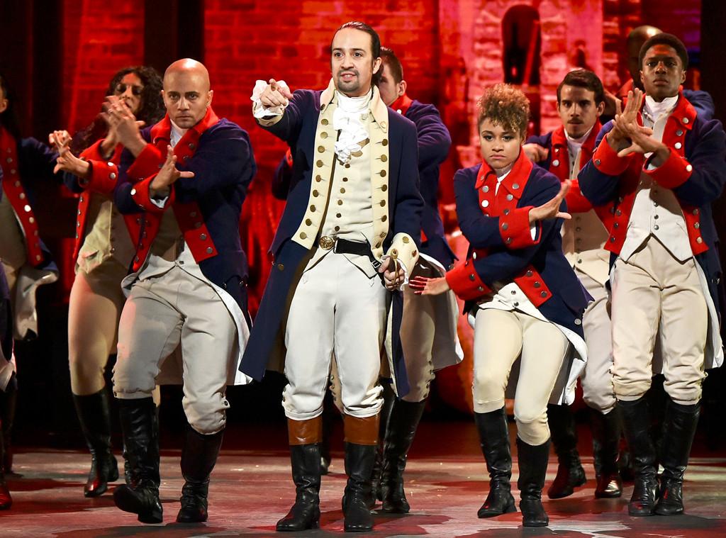 Lin-Manuel Miranda, Hamilton, Tony Awards 2016, Show