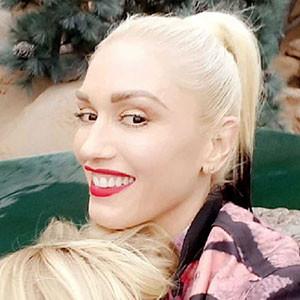 Gwen Stefani, Son Zuma, Snapchat