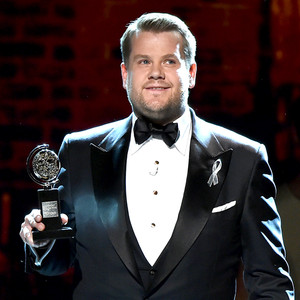 James Corden, Tony Awards 2016