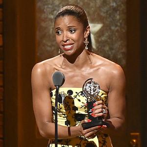 Renee Elise Goldsberry, Tony Awards 2016