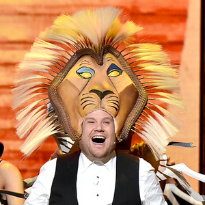 James Corden, Tony Awards 2016, Show