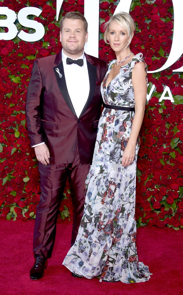 James Cordin, Julia Carey, Tony Awards 2016