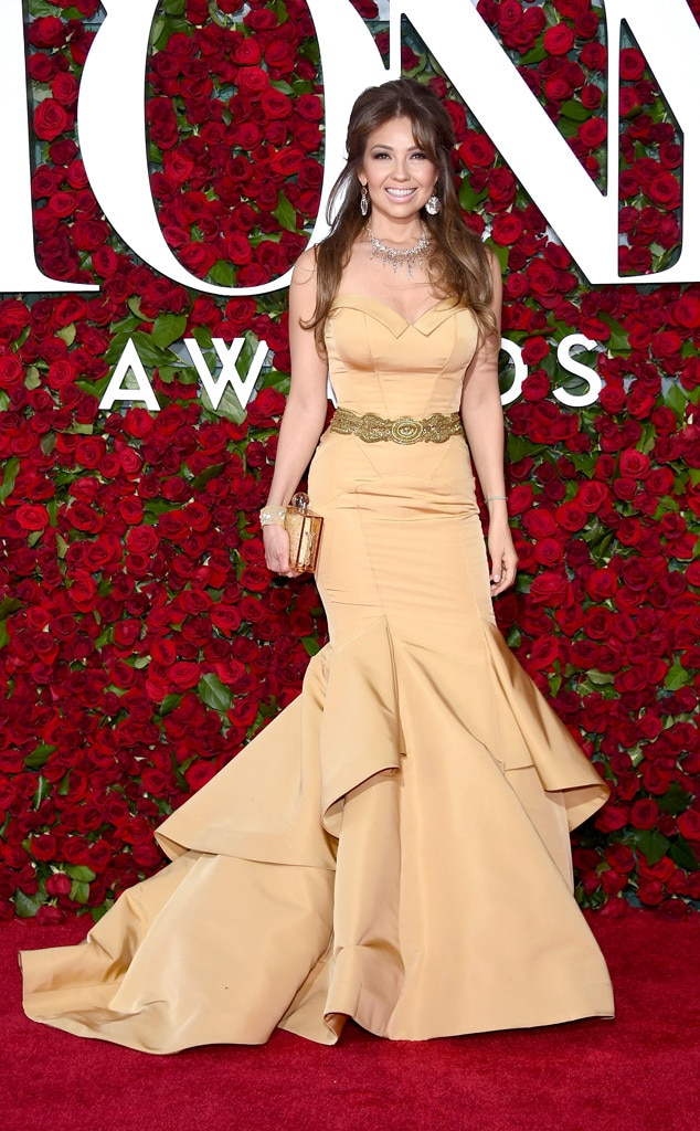 Thalia, Tony Awards 2016