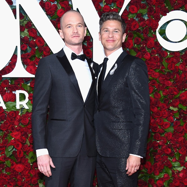 Neil Patrick Harris Wedding: Neil Patrick Harris & David Burtka From Tony Awards 2016