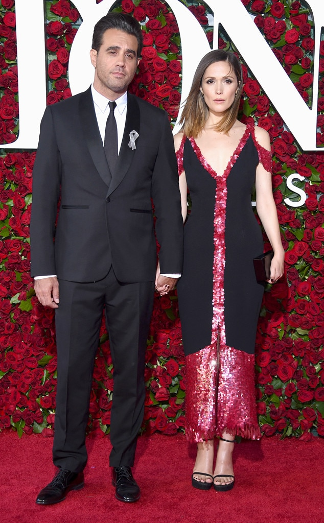 Bobby Cannavale, Rose Byrne, Tony Awards 2016