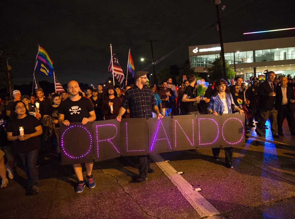 Orlando Shooting Vigil
