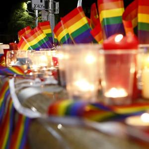 Orlando Shooting Vigil