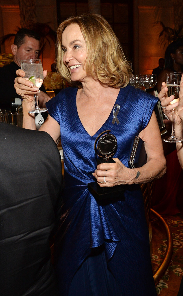 Jessica Lange, Tony Awards Party