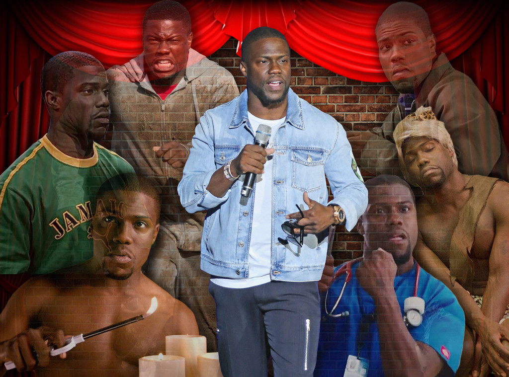 Kevin Hart Stand Up Comedy to Movies