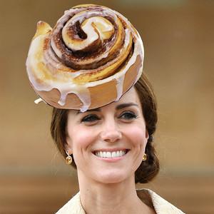 Kate Middleton, Catherine Duchess of Cambridge, Cinnabun, Cinnamon Bun
