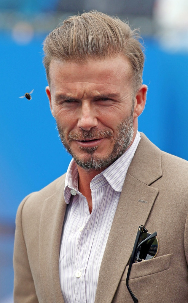 David Beckham Responds to Reports About Leaked Emails and ... David Beckham