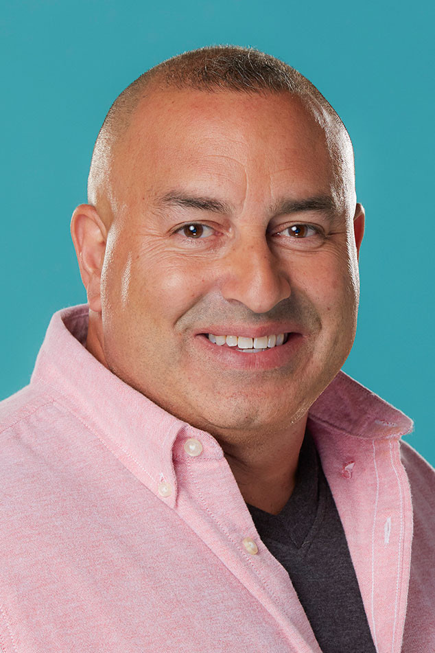 Big Brother Cast, Glenn Garcia