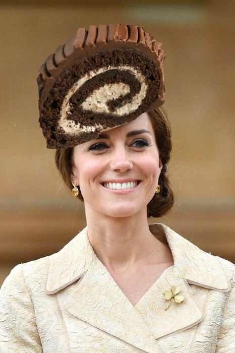 Kate Middleton, Catherine Duchess of Cambridge, Yule Log