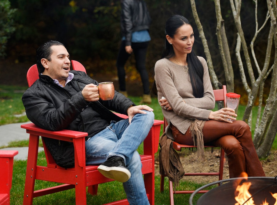 Jules Wainstein, Michael Wainstein, The Real Housewives of New York City
