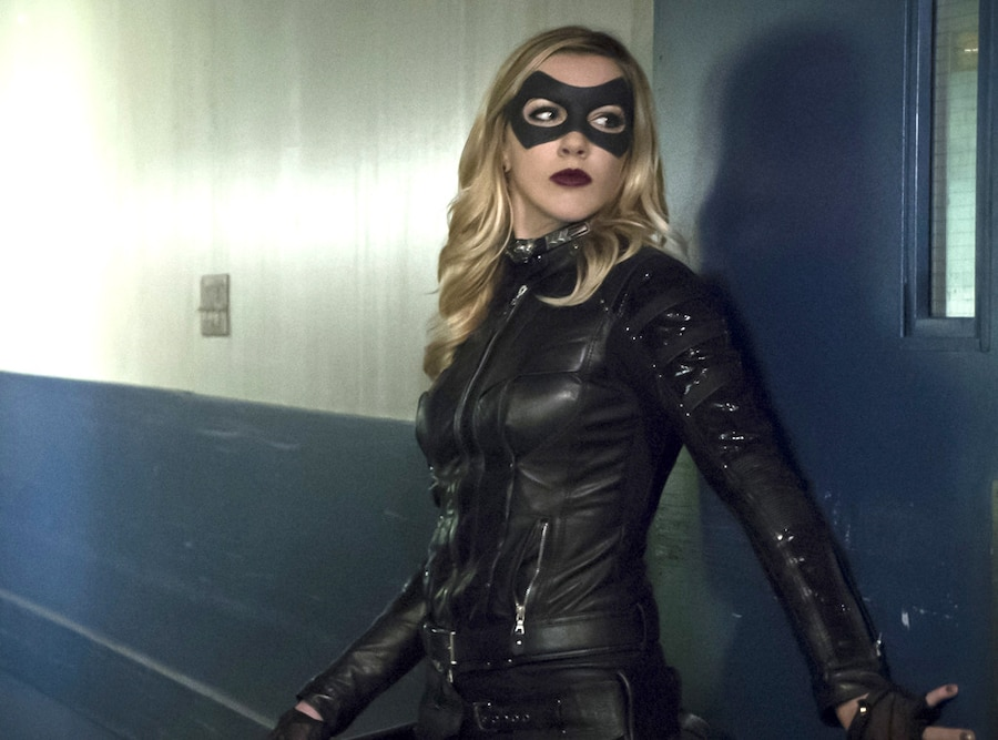Katie Cassidy, Arrow