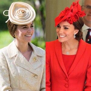 Kate Middleton, Fascinators