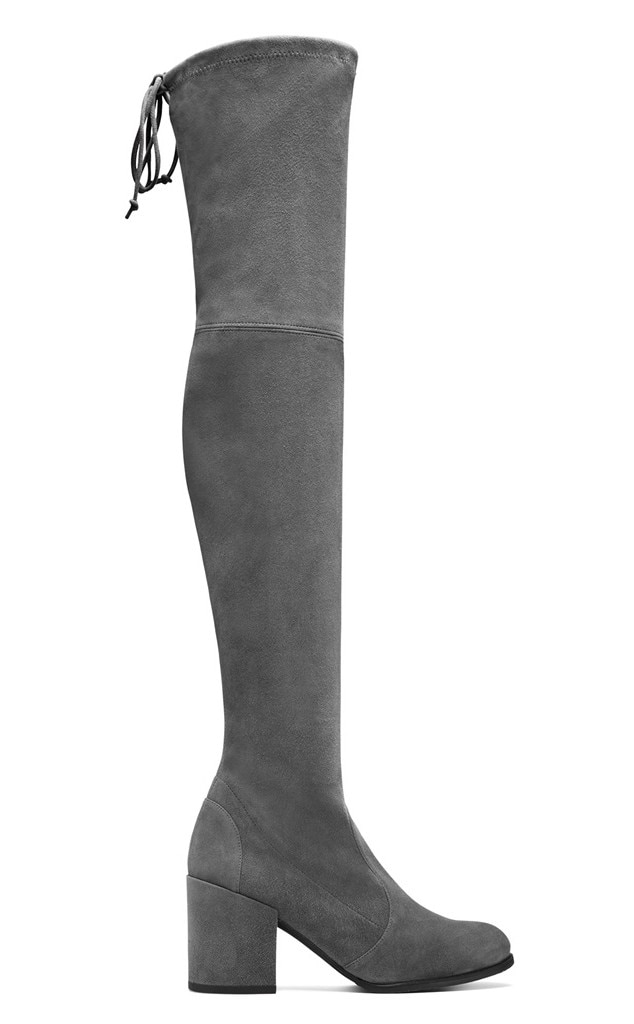 ESC: Thigh High Boot