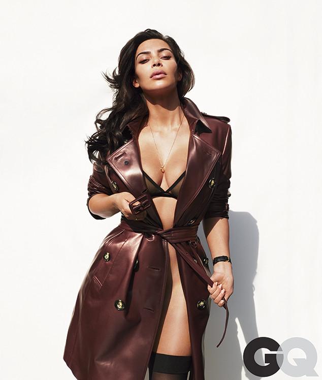 Kim Kardashian, GQ