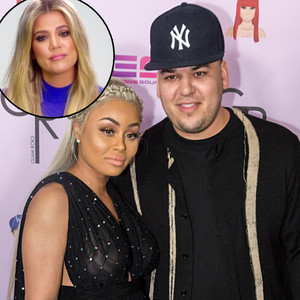 Kardashians Sound Off on Rob & Chyna's Romance