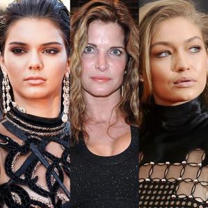 Kendall Jenner, Stephanie Seymour, Gigi Hadid