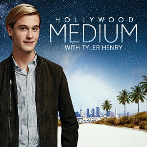 Hollywood Medium with Tyler Henry S2 - Show Package