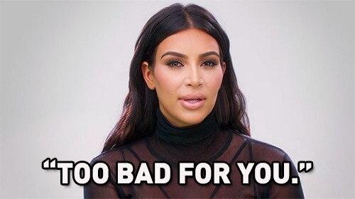 Kim Kardashian, KUWTK, KUWTK 1207