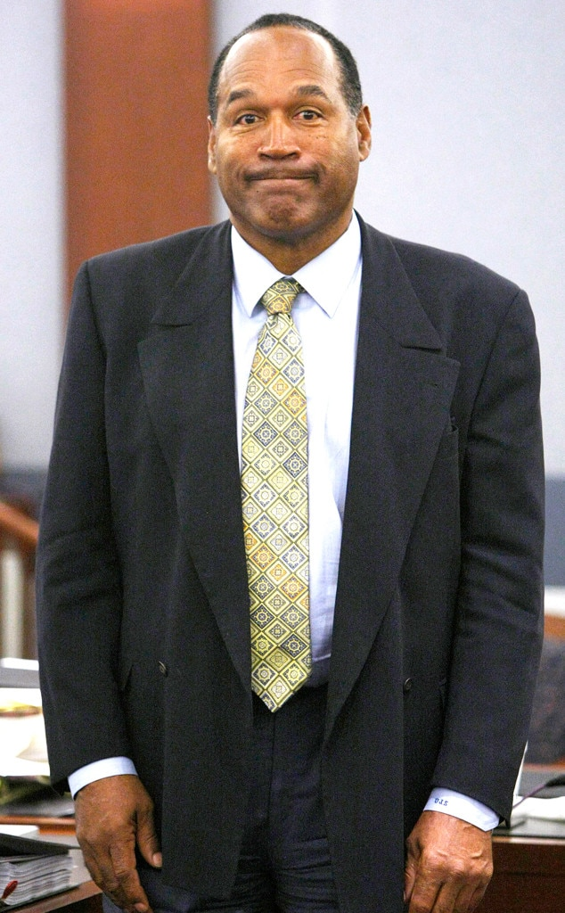 O.J. Simpson, Court, True Crime Week