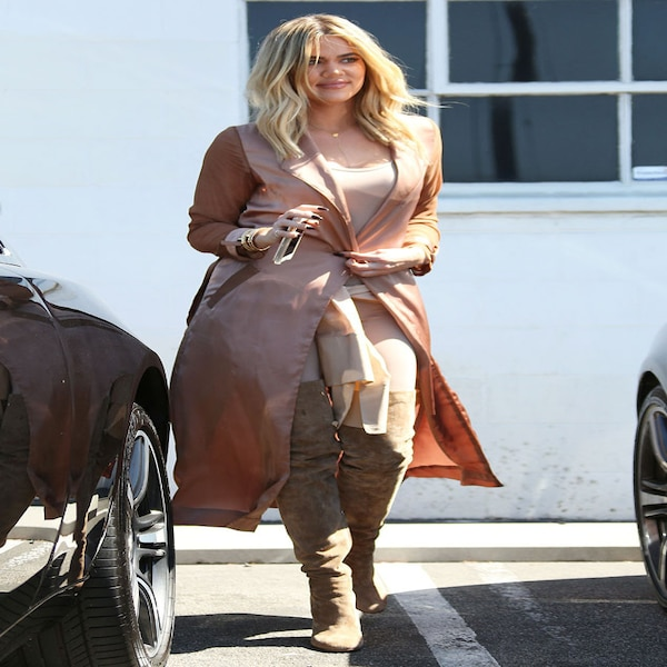 Khloe Kardashian from The Big Picture: Today's Hot Pics ... Khloe Kardashian Hot Wallpapers