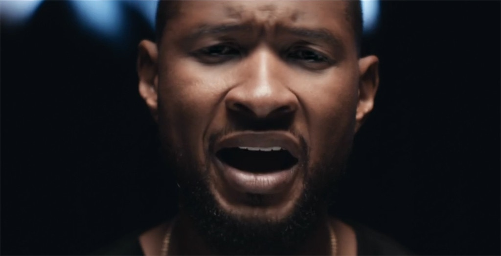 Usher, ''Crash'' Music Video