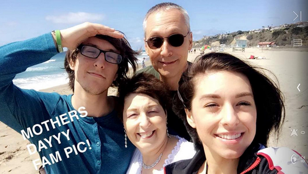 Christina Grimmie, Family Photo