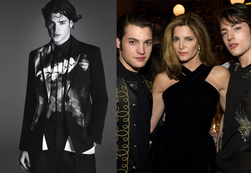 Celeb Kids Who Model, Peter Brant