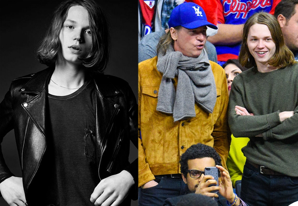Celeb Kids Who Model, Jack Kilmer