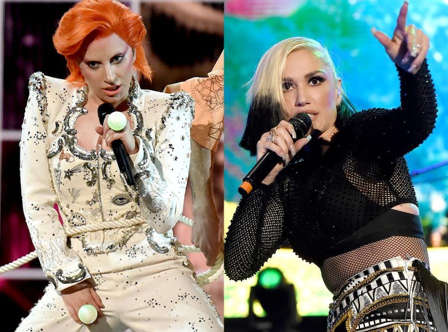 Lady Gaga, Gwen Stefani
