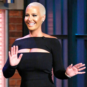 Amber Rose, Late Night with Seth Meyers
