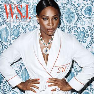 Serena Williams, WSJ. Magazine