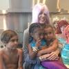 Khloe Kardashian, Little Mermaid