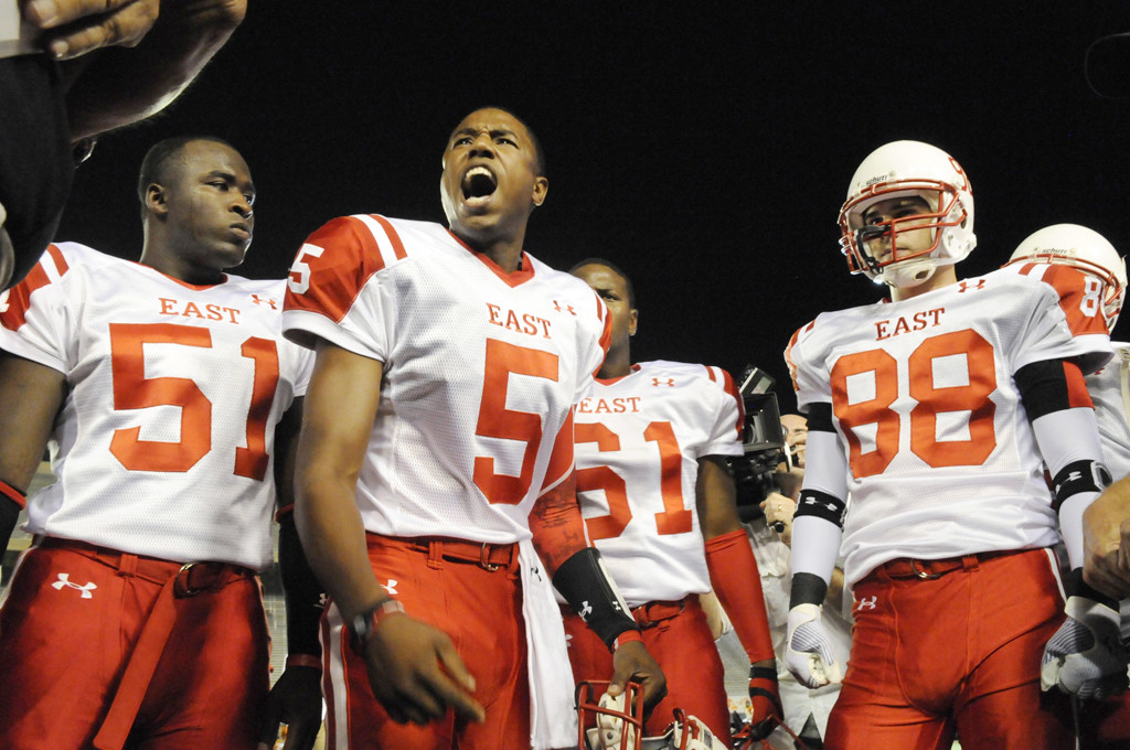 Michael B. Jordan, Friday Night Lights