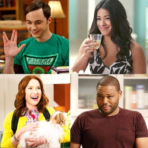 Gina Rodriguez,  Ellie Kemper Jim Parsons, Anthony Anderson