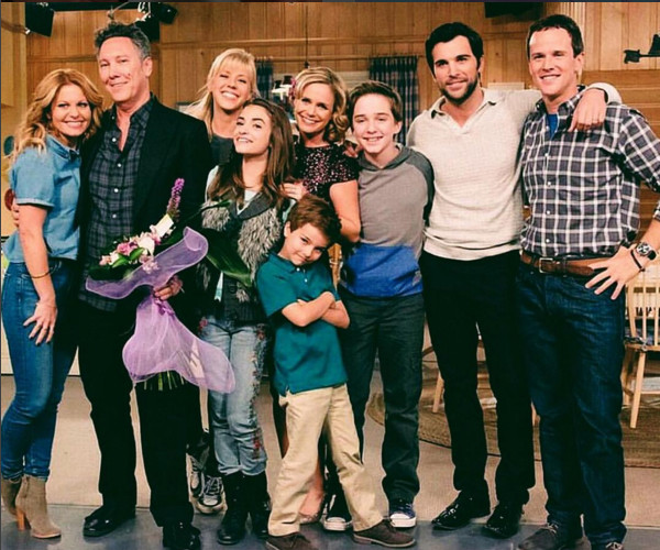 #TBT From Fuller House Is Here: Behind-the-Scenes Pics
